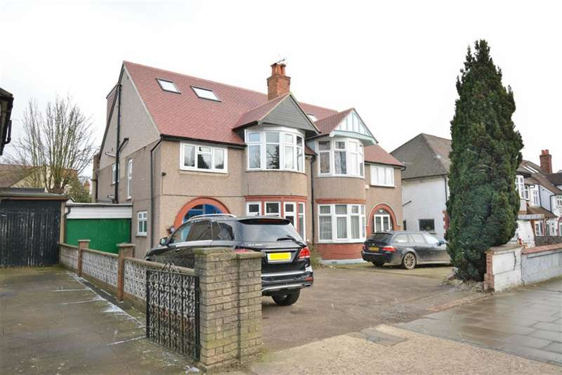 6 Bedrooms Semi Detached House for sale in Boston Manor Road, Brentford, TW8 9RJ