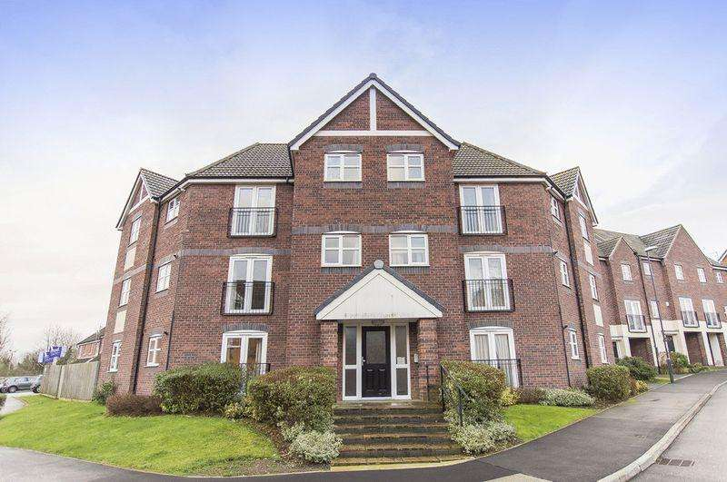 2 Bedrooms Apartment Flat for sale in GIRTON WAY, MICKLEOVER