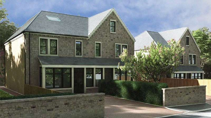 5 Bedrooms Semi Detached House for sale in Plot 2, North Lane, Roundhay, Leeds, West Yorkshire