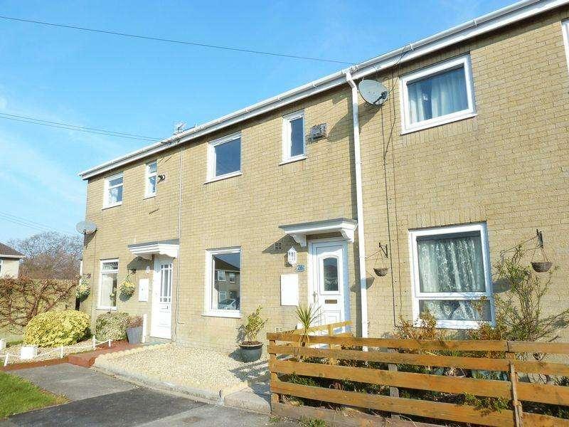 2 Bedrooms Terraced House for sale in Llys Gwyn Bridgend CF31 1LB