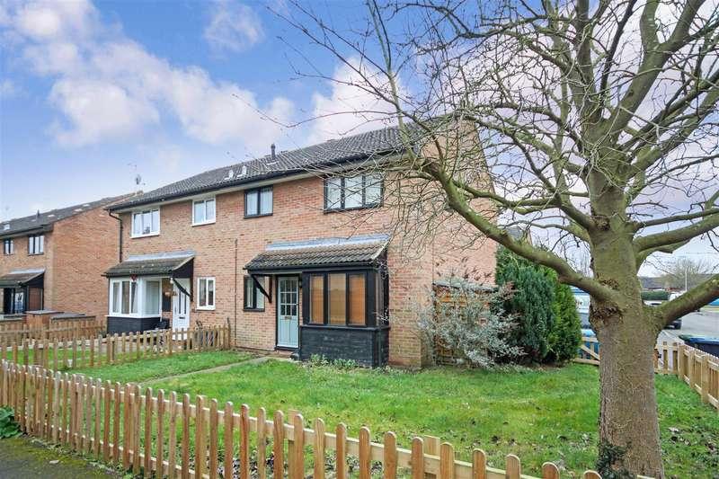 1 Bedroom Semi Detached House for sale in Rosebay Gardens, Soham