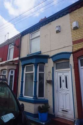 2 Bedrooms Terraced House for sale in Plumer Street, Liverpool, Merseyside, L15 1EE