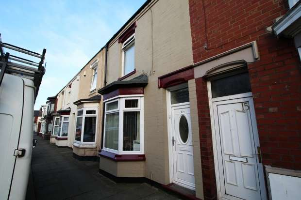 3 Bedrooms Terraced House for sale in Alfred Street, Redcar, Cleveland, TS10 3HZ