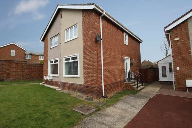 2 Bedrooms Semi Detached House for sale in Neville Road, Peterlee, Durham, SR8 2AG