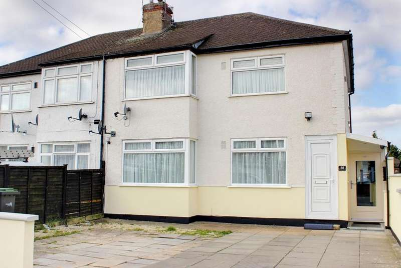 3 Bedrooms Flat for sale in The Sunny Road, Enfield, London, EN3