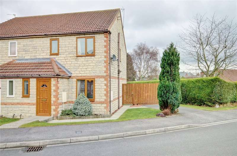 3 Bedrooms Semi Detached House for sale in The Forge, Pity Me, Durham, DH1