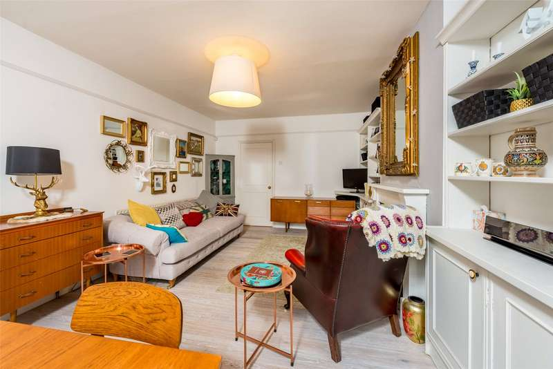 2 Bedrooms Apartment Flat for sale in South Lambeth Road, London, SW8