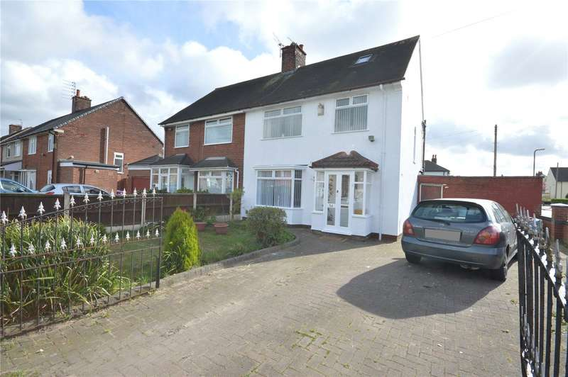 4 Bedrooms Semi Detached House for sale in Chelwood Avenue, Childwall, Liverpool, L16