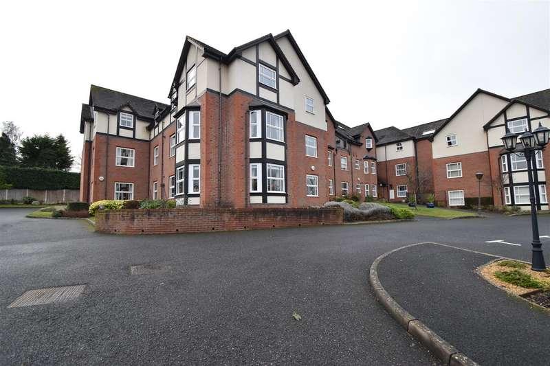 2 Bedrooms Flat for sale in Lyttelton Court, Corbett Avenue, Droitwich Spa