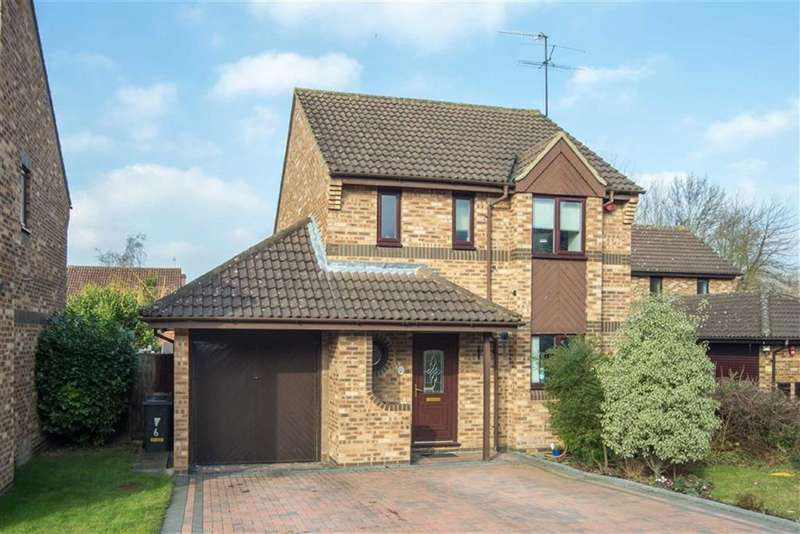 3 Bedrooms Detached House for sale in Lippitts Hill, Luton
