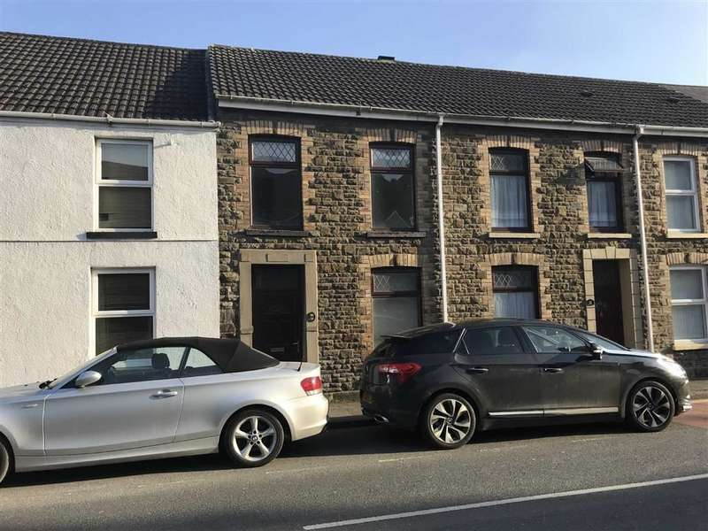 2 Bedrooms Terraced House for sale in Afon Road, Llangennech, Llanelli