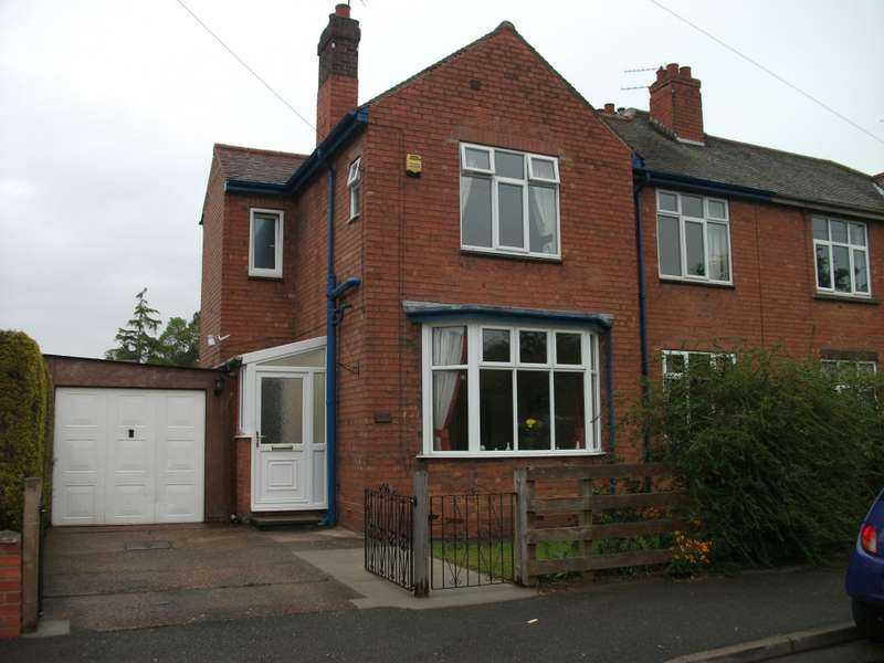 3 Bedrooms Semi Detached House for rent in Connaught Road, Gainsborough DN21