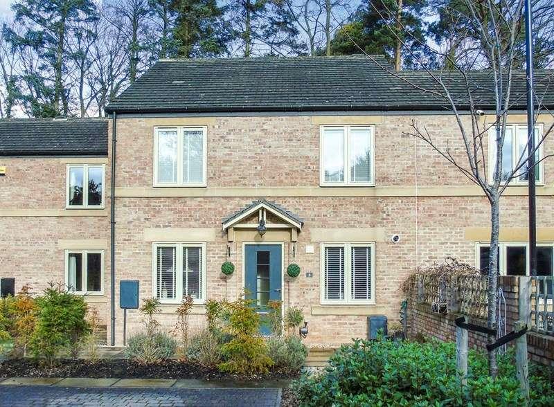 4 Bedrooms Property for sale in Micklewood Close, Longhirst, Morpeth, Northumberland, NE61 3LP