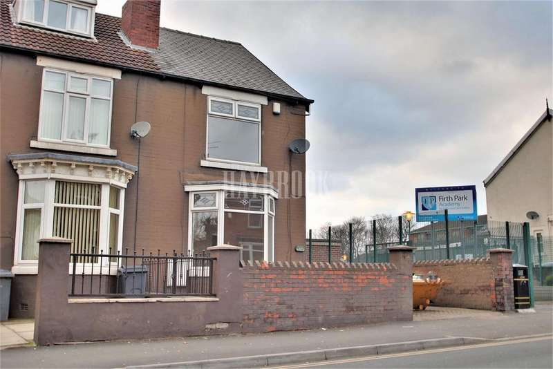 3 Bedrooms Semi Detached House for sale in Bellhouse Road, Firth Park