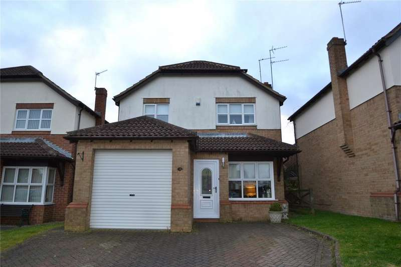 3 Bedrooms Detached House for sale in The Maltings, Wingate, Co.Durham, TS28