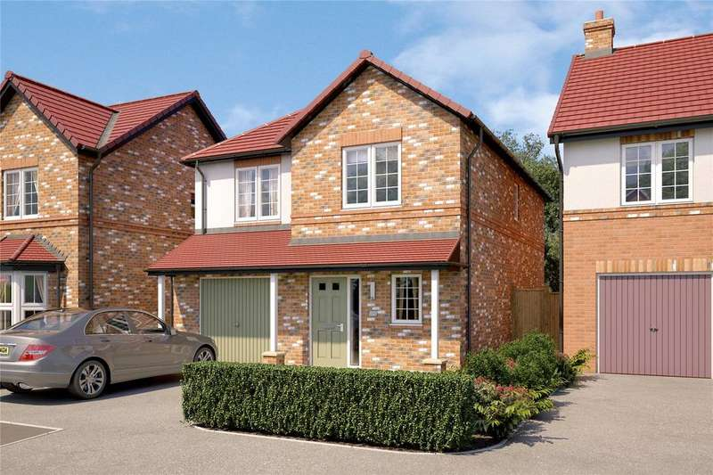 4 Bedrooms Detached House for sale in Plot 12 Ashbury, Guisborough