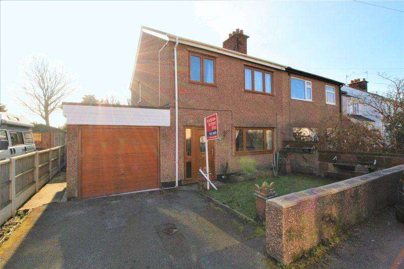 3 Bedrooms Semi Detached House for sale in Mostyn Avenue, Lower Heswall