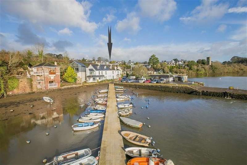 3 Bedrooms Semi Detached House for sale in The Quay, Stoke Gabriel, Devon, TQ9