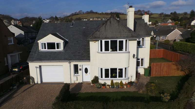 4 Bedrooms Detached House for sale in Church Fields Avenue, Ulverston LA12 7HJ