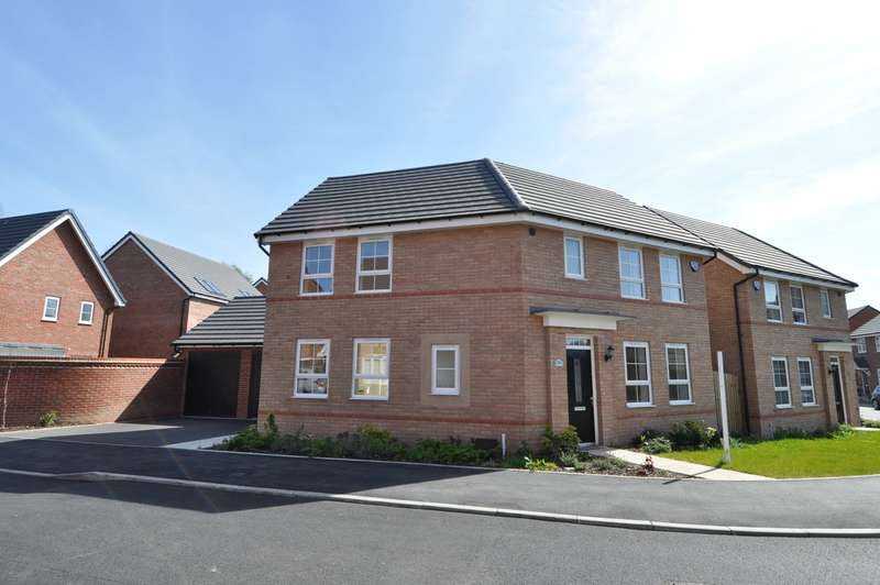 3 Bedrooms Detached House for rent in Richard Bradley Way, Tipton, DY4