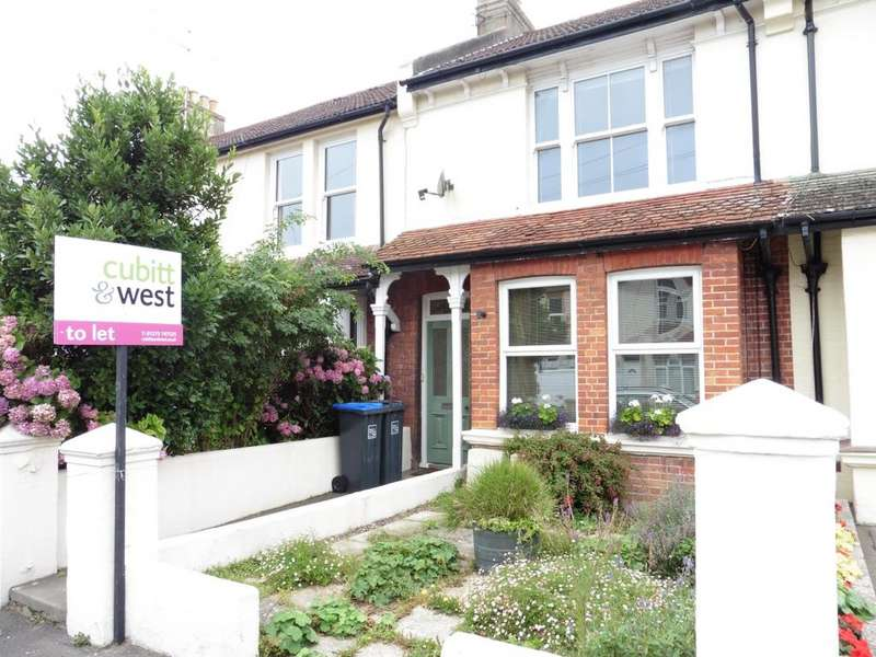 1 Bedroom Flat for rent in Southview Road Southwick Brighton BN42 4TW