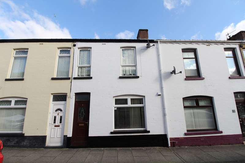 3 Bedrooms Terraced House for sale in Council Street, Ebbw Vale, NP23