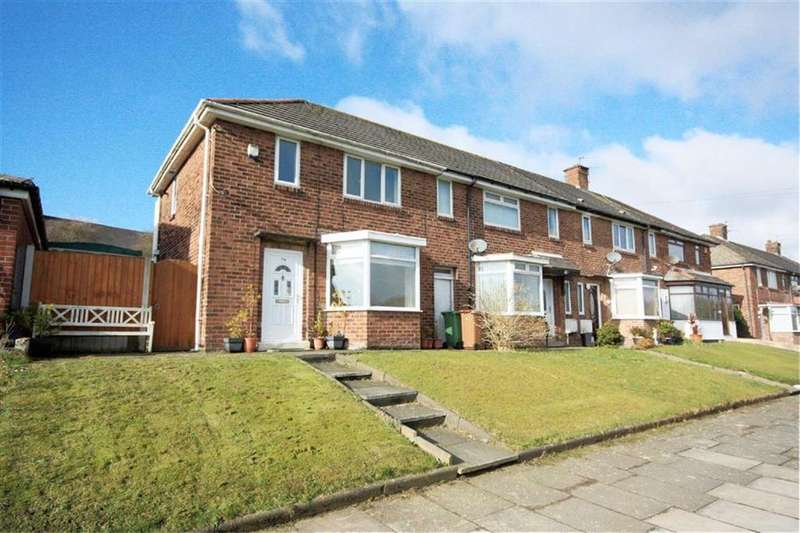 2 Bedrooms Town House for sale in Hawes Avenue, Carr Mill, St Helens, WA11