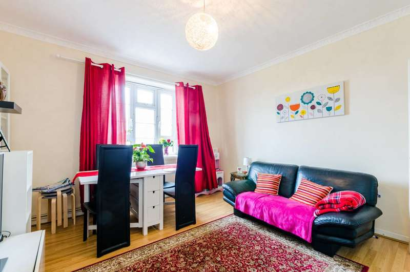 2 Bedrooms Flat for sale in Cowley Road, Brixton, SW9