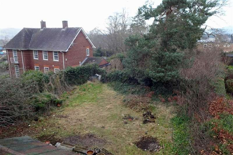 Land Commercial for sale in Church Walks, Ruthin