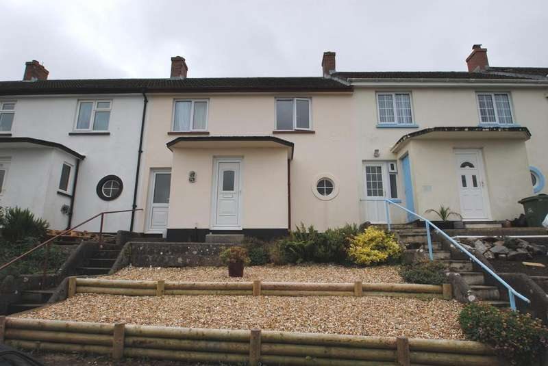 3 Bedrooms Terraced House for rent in Pynes Lane, Bideford
