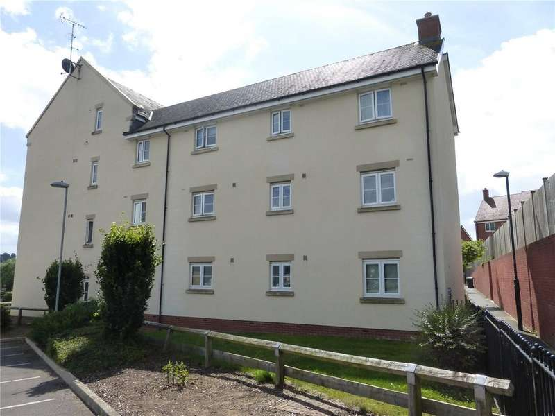 2 Bedrooms Apartment Flat for rent in Jack Russell Close, Stroud, Gloucestershire, GL5