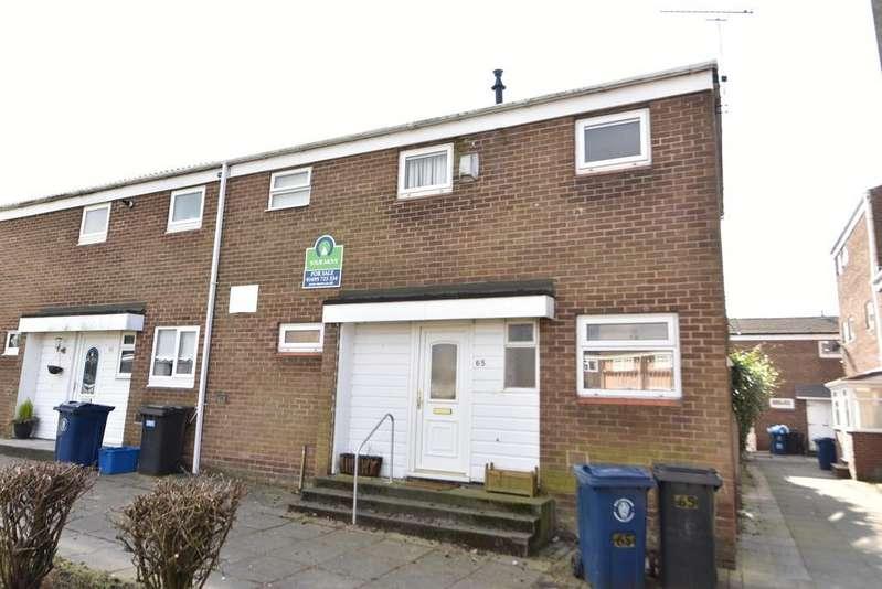 4 Bedrooms Semi Detached House for sale in Eskbank, Skelmersdale