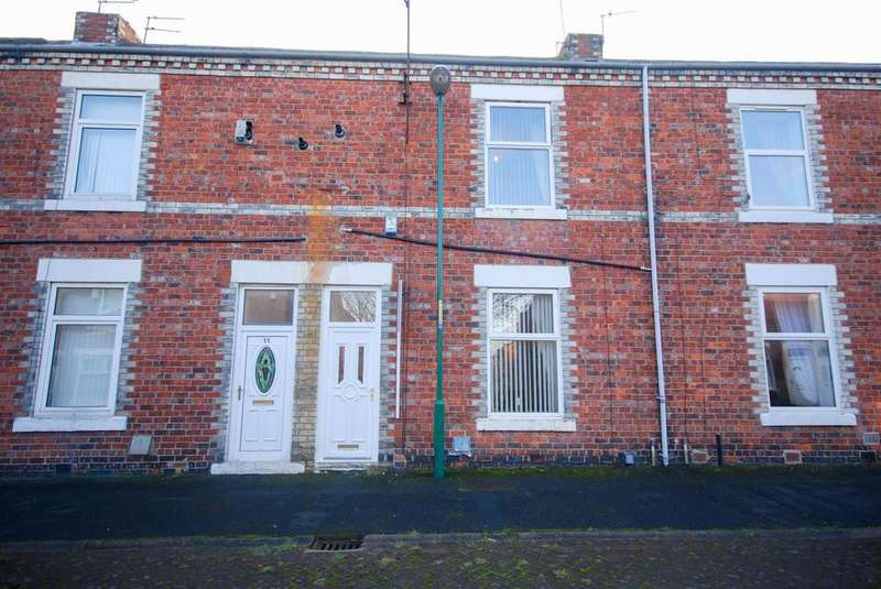 2 Bedrooms Terraced House for sale in Church Street, Hebburn