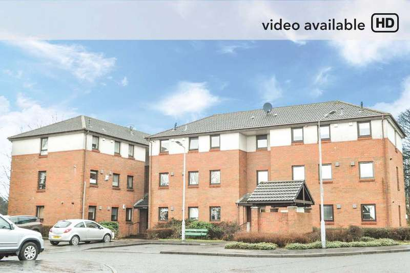 2 Bedrooms Flat for sale in Fairways View, Flat 1/2, Hardgate, West Dunbartonshire, G81 5PW