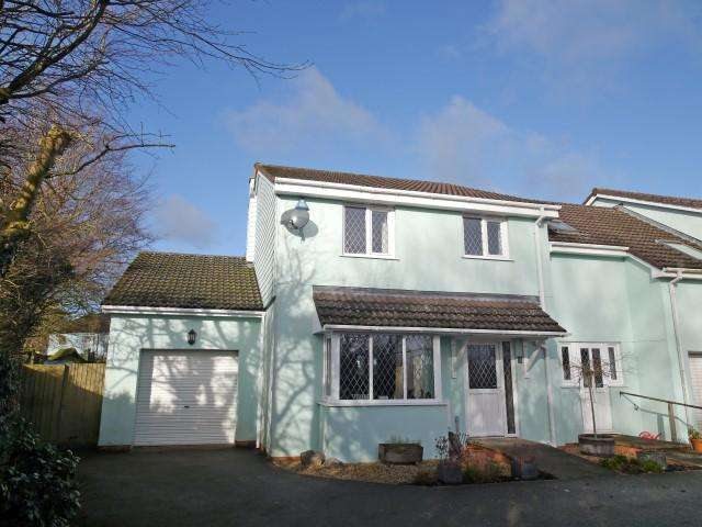 4 Bedrooms Terraced House for sale in Highfield Road, Dunkeswell EX14