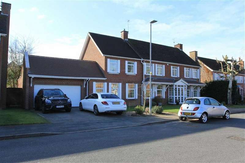 7 Bedrooms Detached House for sale in Cranborne Gardens, Oadby, Leicester