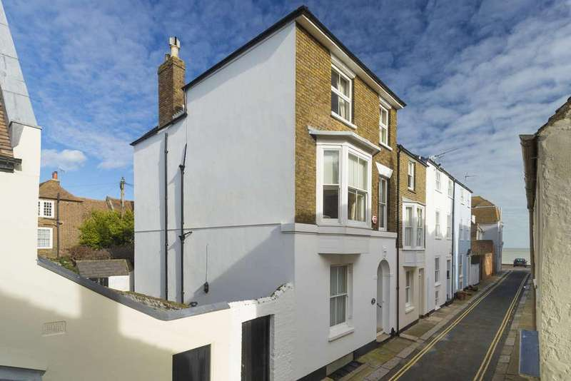4 Bedrooms House for sale in Silver Street, Deal