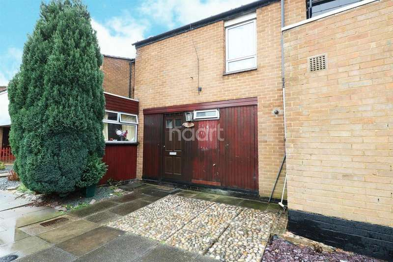 3 Bedrooms Terraced House for sale in Moorfield, Harlow