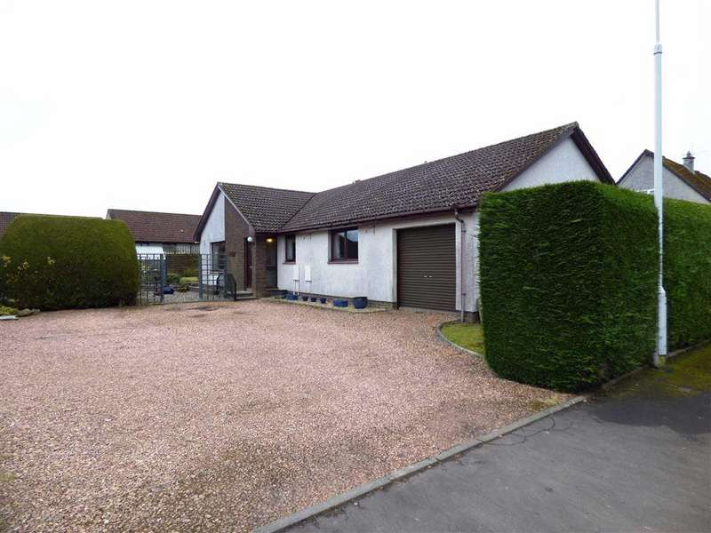 3 Bedrooms Detached House for sale in Cherry Grove, Gauldry, Newport On Tay