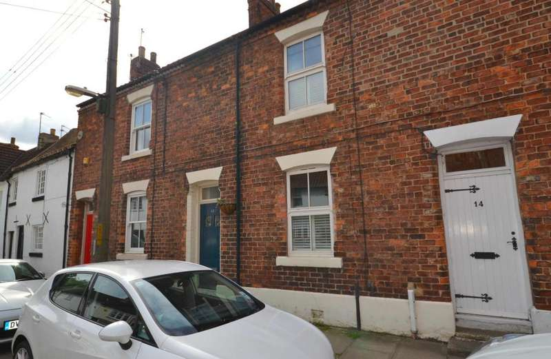 2 Bedrooms Terraced House for rent in Bridge Street, Yarm, Stockton On Tees