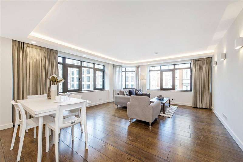 2 Bedrooms Apartment Flat for rent in Hallam Street, Marylebone, London