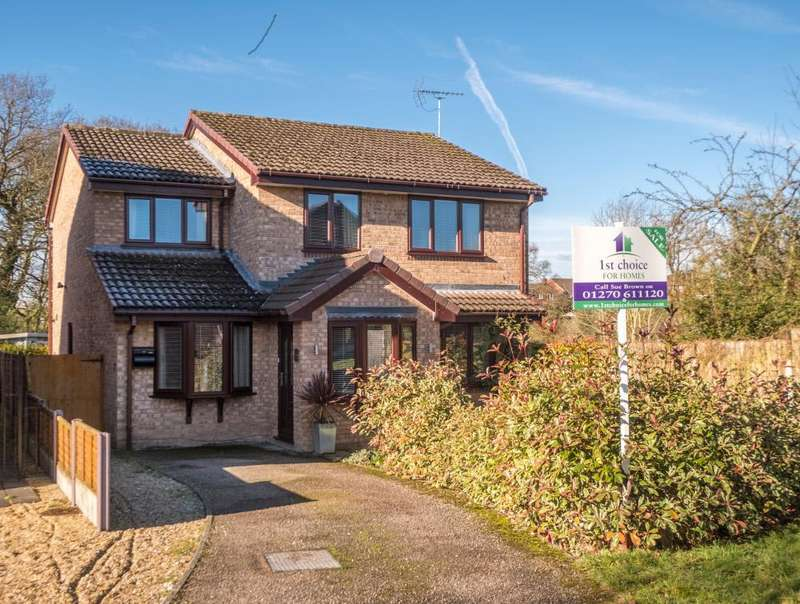 4 Bedrooms Detached House for sale in Ennerdale Road, CW2