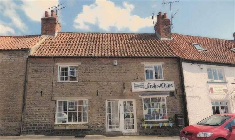House for sale in Church Street, Kirkbymoorside.