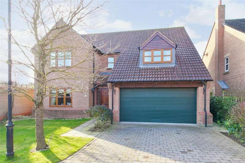 5 Bedrooms Detached House for sale in Rowan Court, Holme-on-Spalding-Moor, York