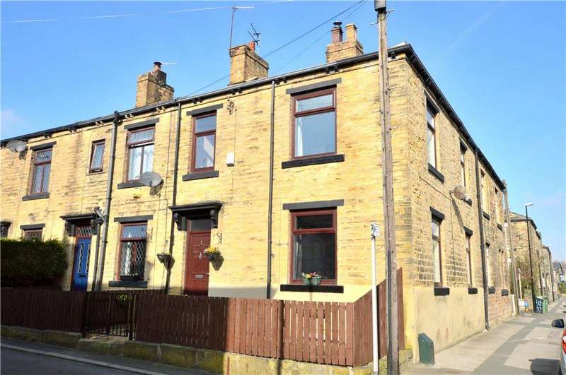 3 Bedrooms Terraced House for sale in Hudson Street, Farsley, Pudsey, West Yorkshire