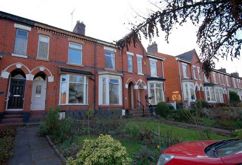 2 Bedrooms Terraced House for sale in Alton Street, Crewe