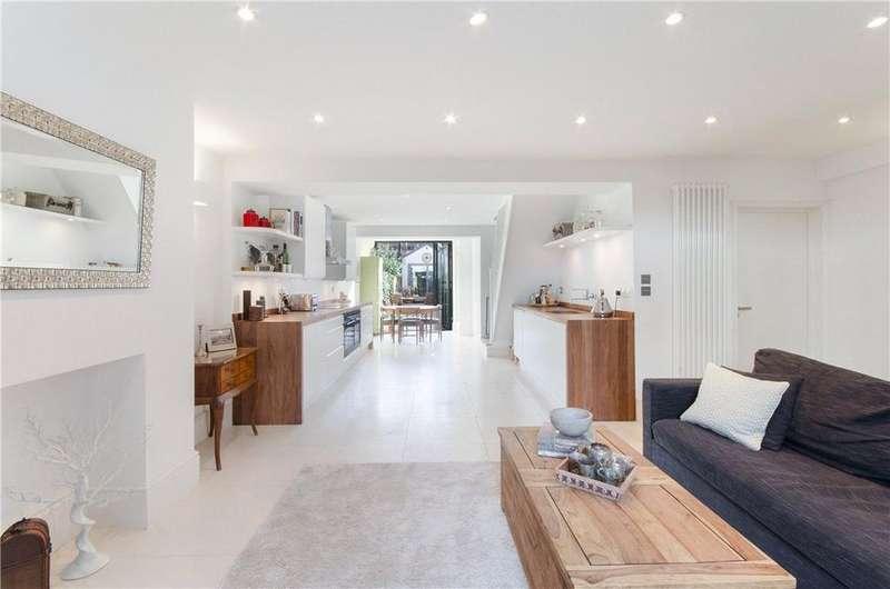 2 Bedrooms Maisonette Flat for sale in Elizabeth Avenue, Islington, London, N1