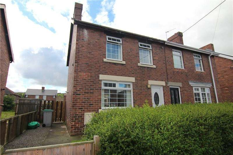 2 Bedrooms Semi Detached House for sale in The Crescent, Langley Park, Durham, DH7