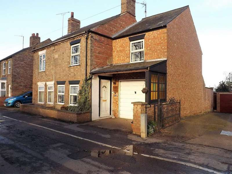 4 Bedrooms Semi Detached House for sale in The Bank, Parson Drove, Wisbech