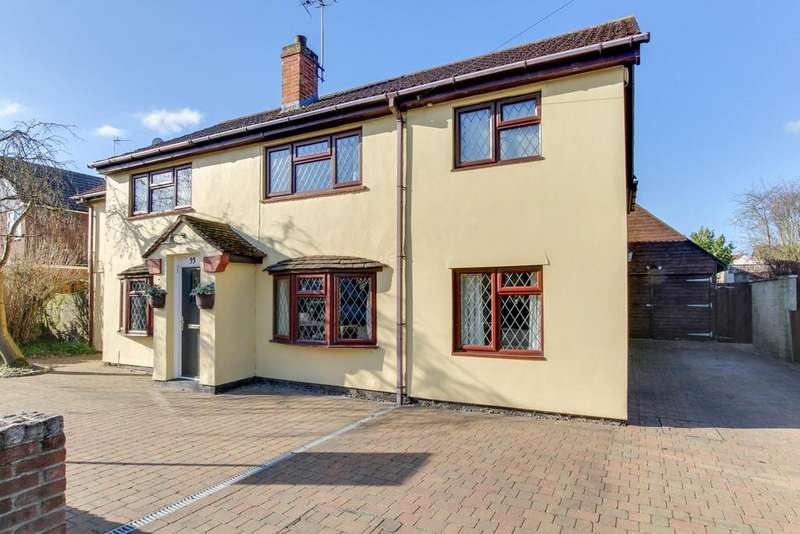 5 Bedrooms Detached House for sale in Straight Road, Colchester, CO3